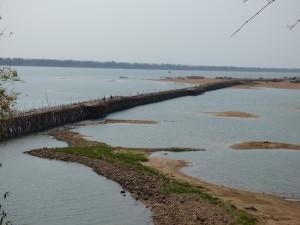 Bamboo Bridge to Koh Paen