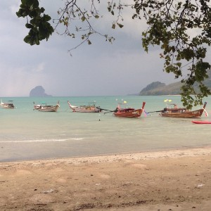 Koh Yao Noi Fishing Boats
