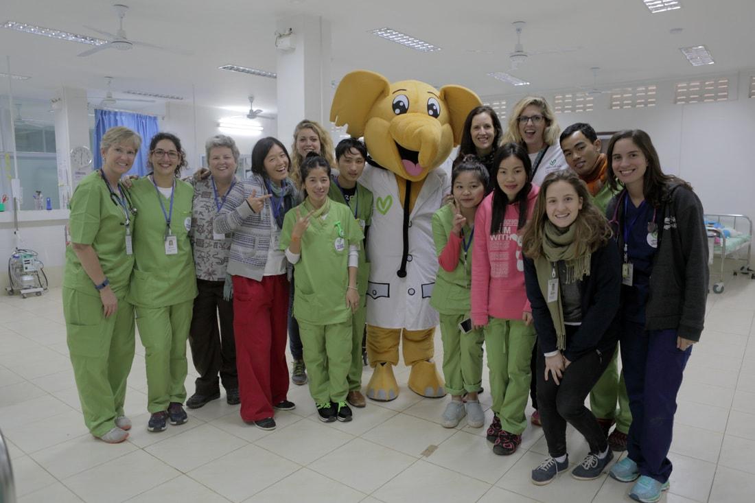 Laos Friends Hospital for Children