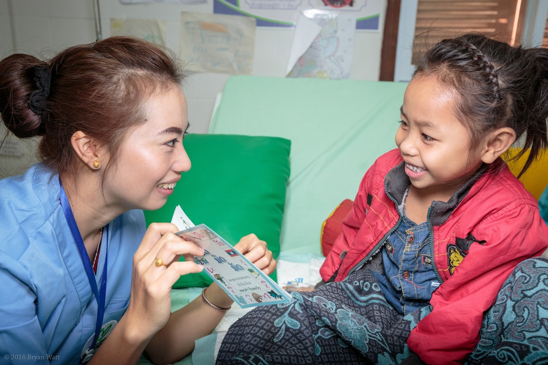 Laos Children's Hospital