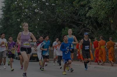 Luang Prabrang Half Marathon – Running for a Great Cause