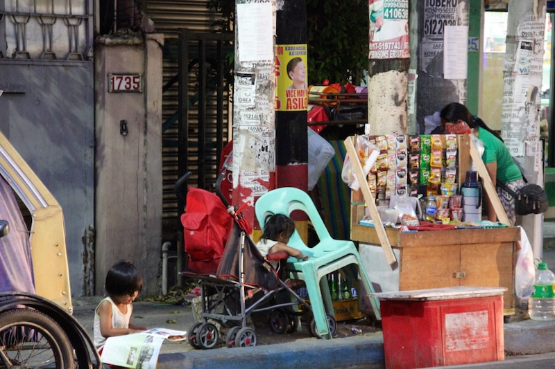 Poverty in the Philippines Backpacker Guide