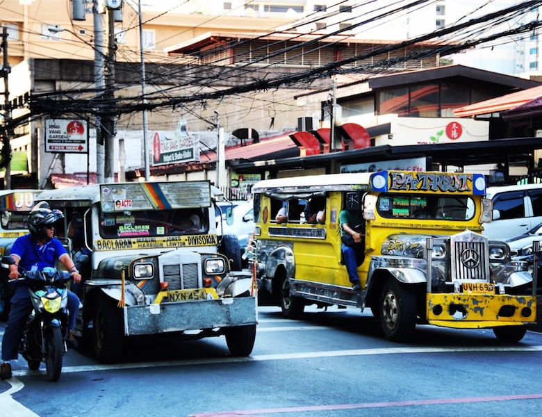 Transport in the Philippines