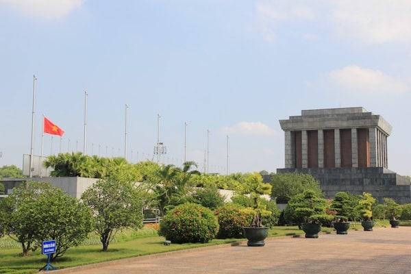 Ho Chi Minh Museum-min