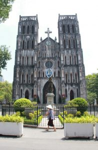 St Josephs Cathedral