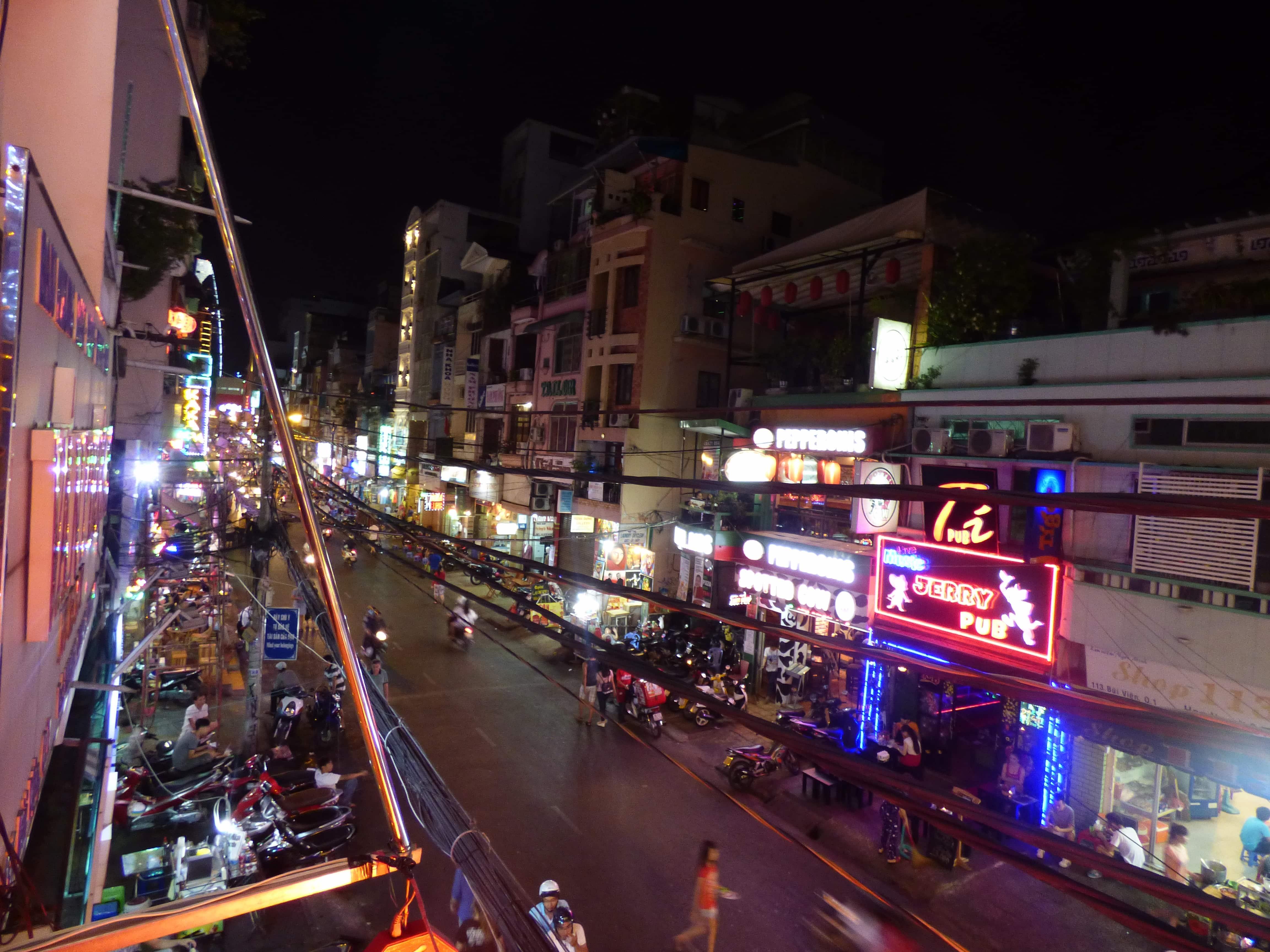 market - 72 hours in HCMC