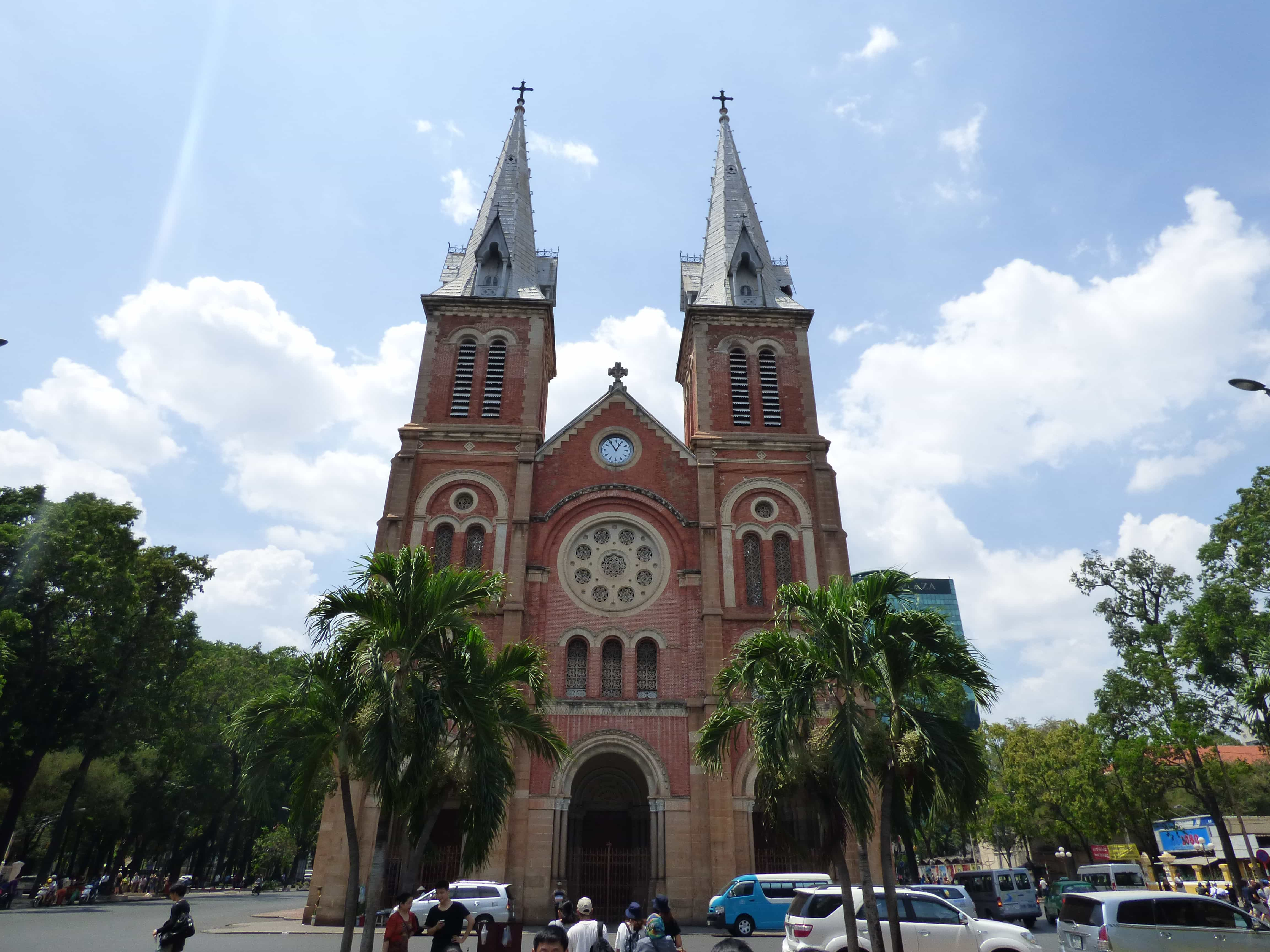 Cathedral - 72 hours in HCMC