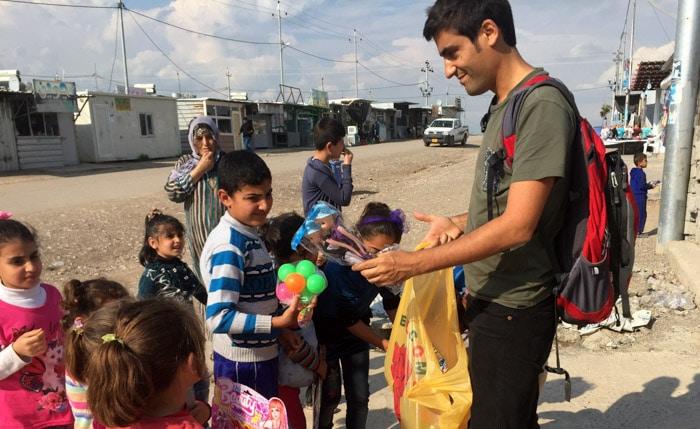 Syrian refugee camp 2