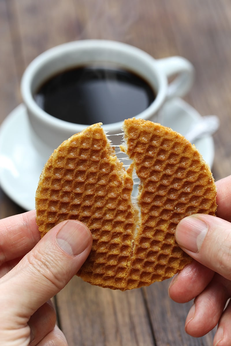 Stroopwafel - The Netherlands Guide