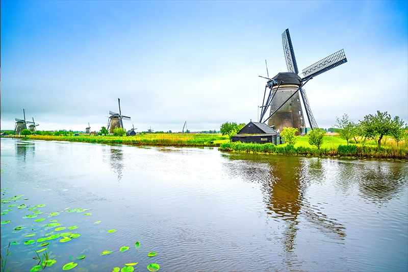 The Netherlands Country Guide - Countryside