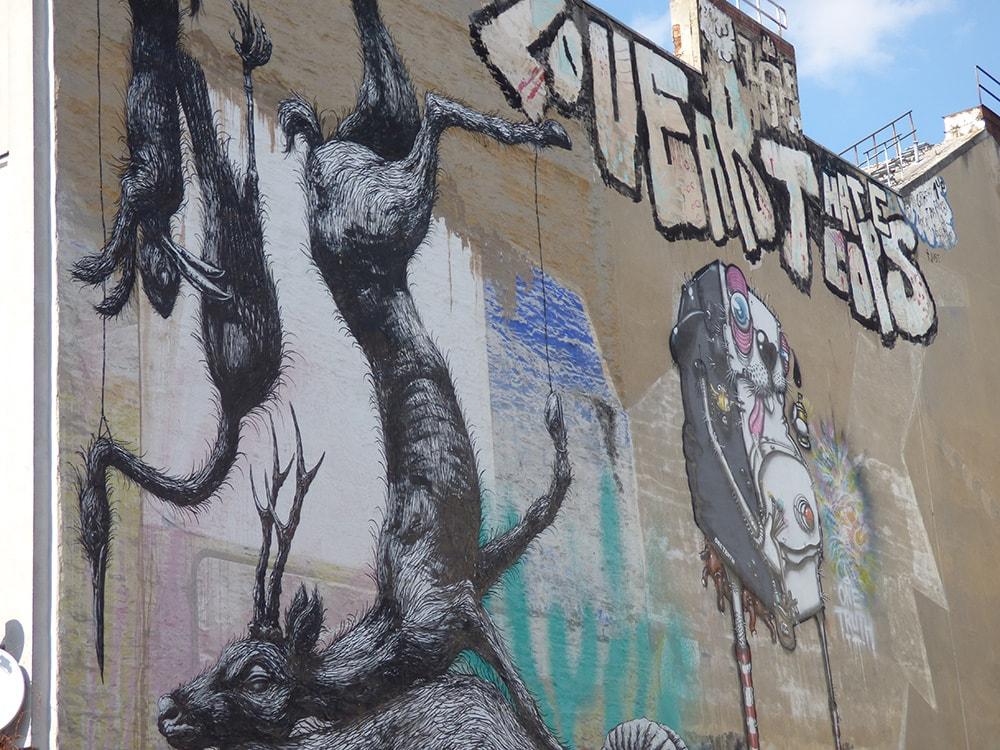Berlin Graffitti ROA