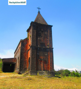 Old Church Bokor Hill Kampot