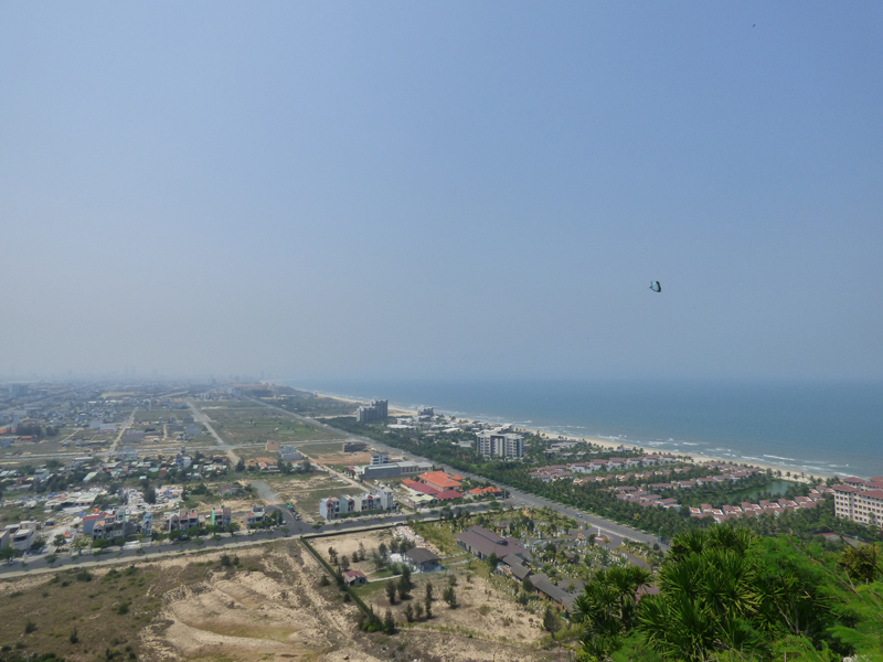 View from the Marble Mountains Da Nang City Guide