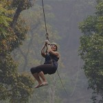 Flight of the Gibbon Ziplining