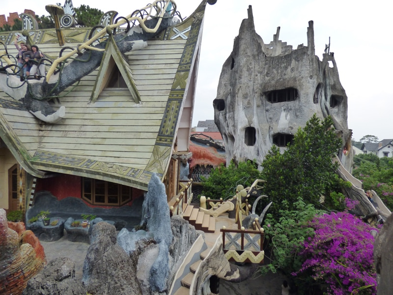 Crazy House Dalat City Guide