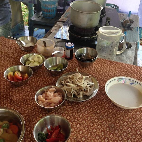 CookingClassThai