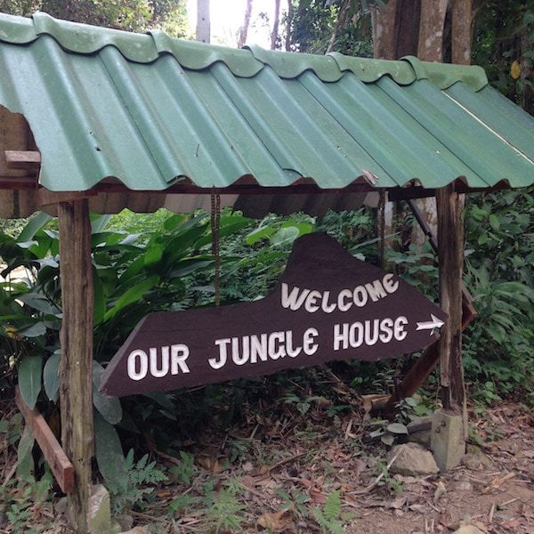 OurJungleHouse