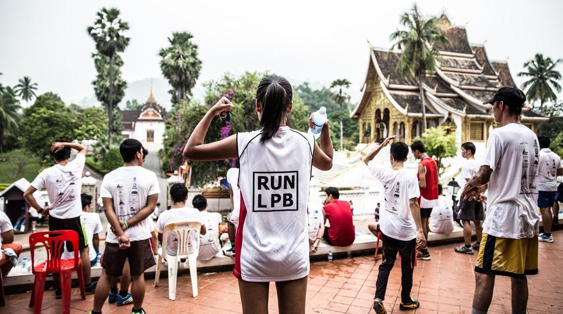 Run Luang Prabang Marathon