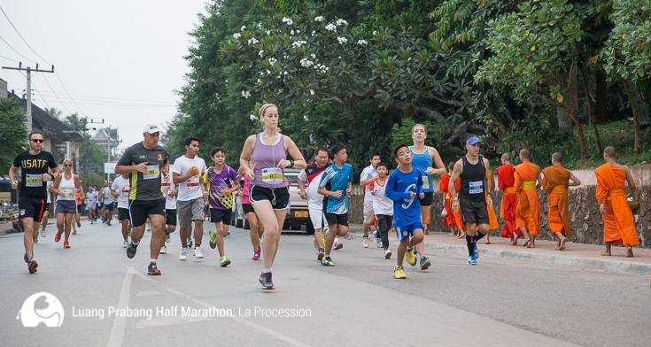 Laos Half Marathon
