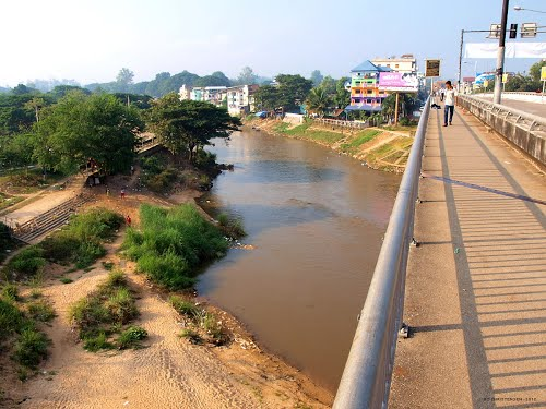 Thai Myanmar Friendship Bridge