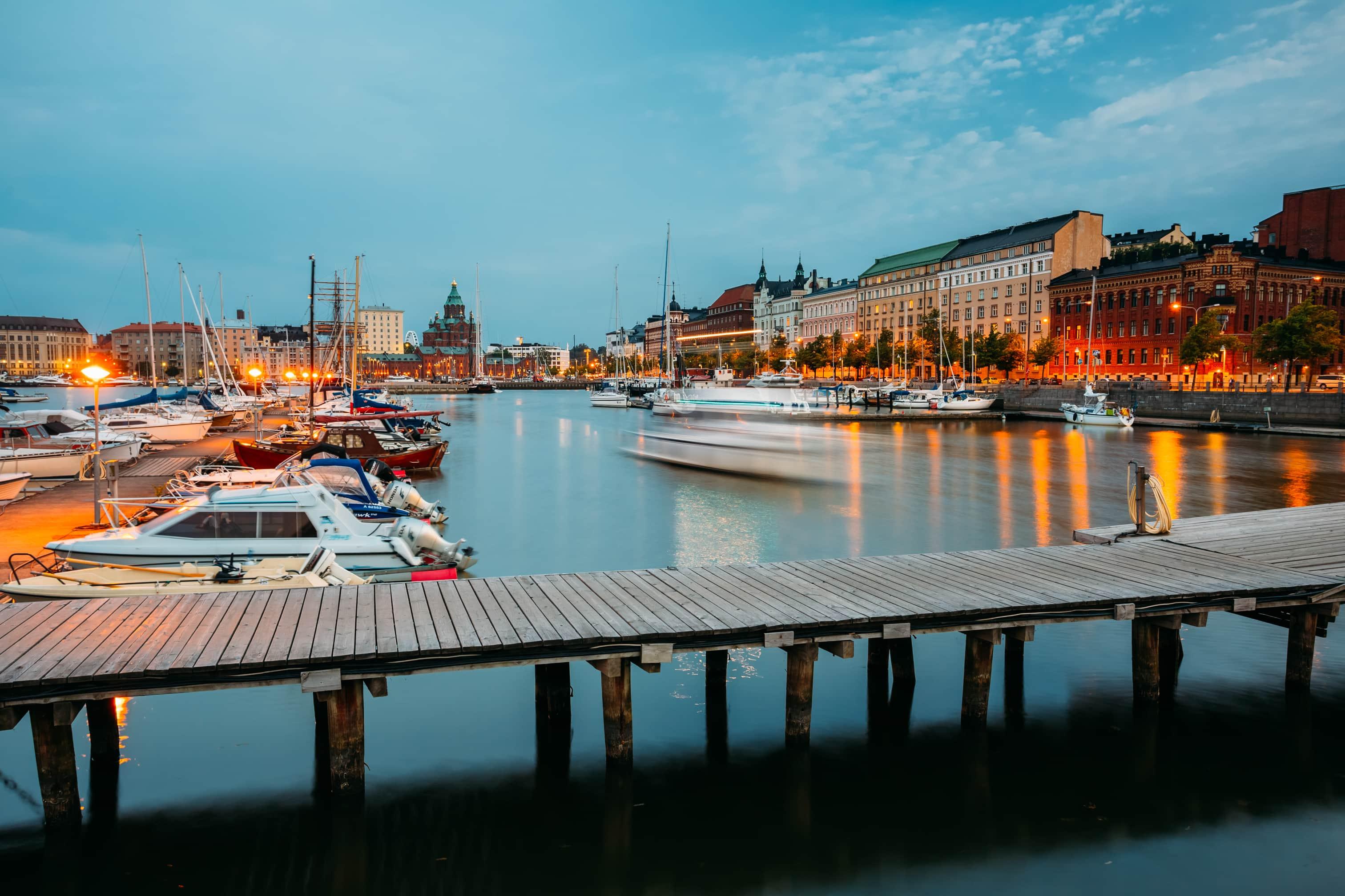Helsinki Scandinavia Snapshot guide