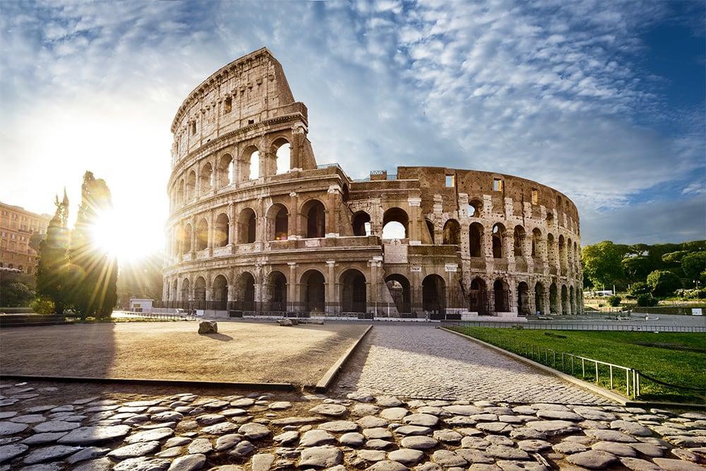 Backpacking Rome