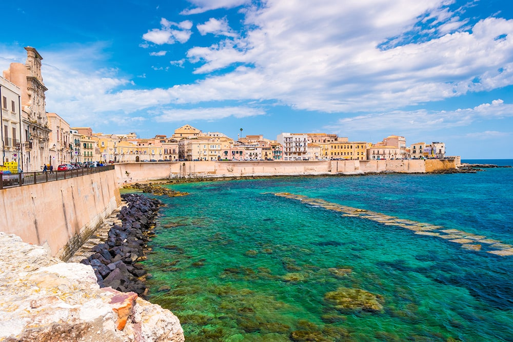 Backpacking Italy Sicily