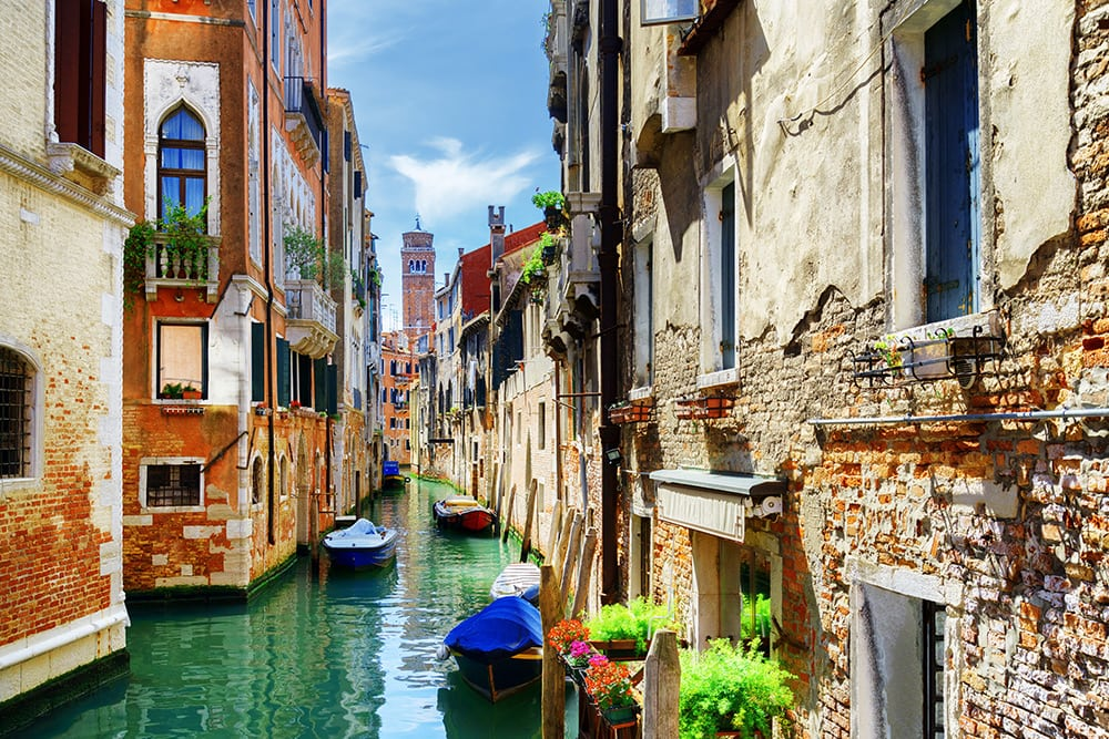 where to visit in Italy