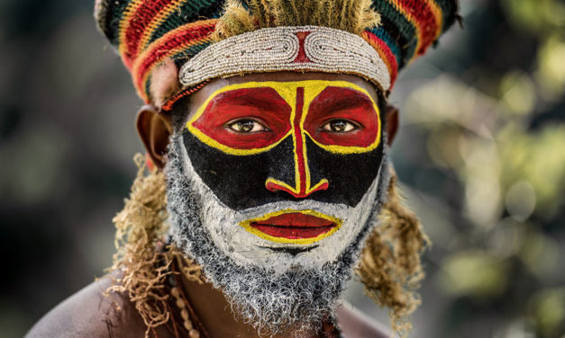 The Road Less Traveled: A Getaway to Papua New Guinea